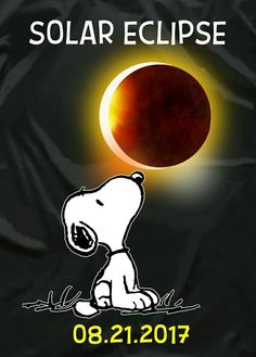 Snoopy eclipse
