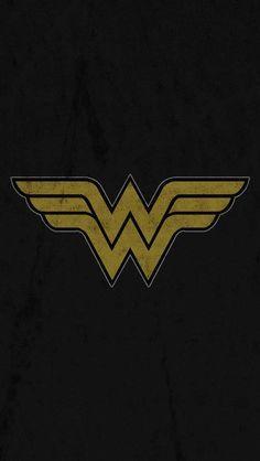 Wonder Woman iPhone 5 Wallpaper by vmitchell85.deviantart.com