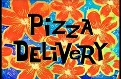 All-time fan favourite episode of Spongebob Squarepants: Pizza Delivery. Learn how laziness and impatience lead to rage by following Squidward's emotional journey to deliver a Krusty Krab pizza.