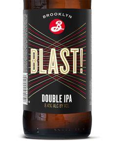 Brooklyn Blast Bottle