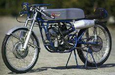 SUZUKI RM63 50cc racer