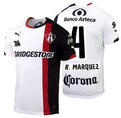PUMA RAFAEL MARQUEZ ATLAS DE GUADALAJARA AWAY JERSEY 2014/15
