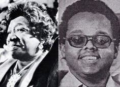 """Mrs. Martin Luther King Sr. & Deacon Edward Boykin were shot & killed during church services at Ebenezer Baptist Church in Atlanta (June 30, 1974). The assailant, Marcus Chennault of Dayton, Ohio (a Black Man), was later convicted & sentenced to death. According to the New York Times, Chenault """"told the police his mission was to kill Rev. MLK Sr. (but he shot Mrs. King by mistake). This added """"Fuel"""" to the theory that James Earl Ray DID NOT Act alone."""