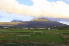South Uist football pitch (by Allan MacDonald)