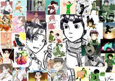 Gaara, Kakashi, Rock Lee And Tenten, Best Couple, Naruto Shippuden, Anime Art, Guys, Sons, Art Of Animation