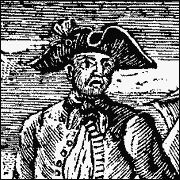 Famous Pirate Edward England