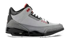 super popular ae12f 52fd6 Cheap Cheaper Nike Air Jordan 3 Phat Retro   Stealth   Stealth And Varsity  Red Light Graphite-Black Sneaker Sale Outlet Store