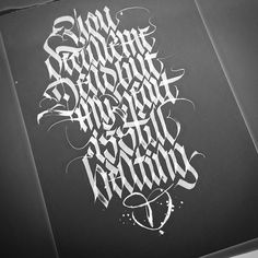 You declare me dead, but my Heart is still beating' #calligraphy #calligraphymasters #calligraffiti #handlettering #handwriting #handstyle #freehand #lefthand #lefty #gothic #custom #fraktur #lettering #quote #paindesignart @handmadefont #tyxca #typematters #typism #typegang #goodtype #artoftype #thedailytype #designspiration