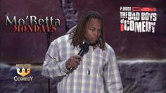 """""""I Love White People"""" P #Diddy Bad Boys Of Comedy @comicstevebrown"""
