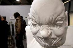 #Paratissima 2013 #Torino -  Sforzandosi, Federica Tortorella, 2011. #TorinoContemporaryArt #Arte #Contemporanea