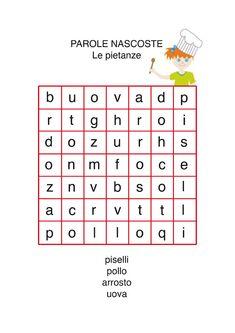 Esercizi italiano per la seconda elementare