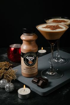 This chocolatey take on an espresso Martini is so delicious you'll want more than one!