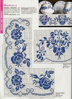 Kira scheme crochet: Scheme crochet no. 77