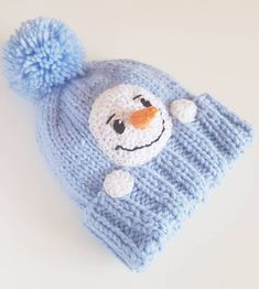 p/snowman-hat-kids-winter-hat-knit-hat-pom-pom-hat-infant-snowman-hat-kids-outfit-frosty-hat-kn delivers online tools that help you to stay in control of your personal information and protect your online privacy. Knitted Hats Kids, Knitting For Kids, Knitting Projects, Baby Knitting, Crochet Hats, Kids Winter Hats, Warm Winter Hats, Kids Hats, Kids Beanies