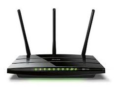 Router. Periférico de comunicación