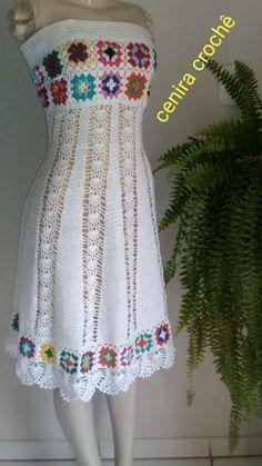 Desert Rose Dress White Crochet Lace Up Front Boho Mini Long Sleeve Mandalas Scallops Festival Fox Fits Small Medium Or Large Bikini Crochet, Crochet Beach Dress, Crochet Cardigan, Crochet Lace, Crochet Granny, Crochet Short Dresses, Crochet Clothes, Dress Patterns, Crochet Patterns
