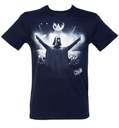 Star Wars DJ Darth Vader custom t-shirt design