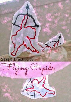 Make cupids fly usin