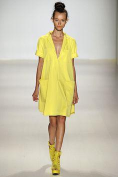 Nanette Lepore - Spring 2015 #nanettelepore   #spring2015   #fashion   http://www.bliqx.net/nanette-lepore-spring-2015/