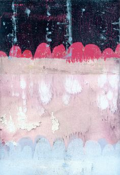 The monotype printing process is something that got me really excited about art over 20 years ago. You never know what you're going to get, and I love the myriad of textures and patterns! The new…