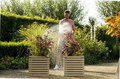 New Things To Try, Modern Garden Design, Window Boxes, Flower Boxes, Garden Planning, Yard Art, Vegetable Garden, Hair Trends, Selena Gomez