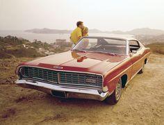 1968 Ford XL Fastback (63C-68)