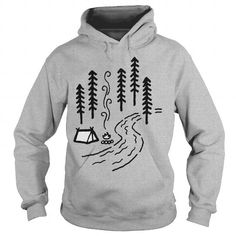 Awesome Tee camping  12 camping outdoor simple Shirts & Tees