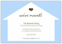 """The TomKat Studio: Announcements: """"We've Moved"""" Card Designs!"""