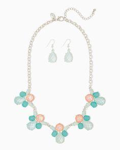 charming charlie | Candy Shop Necklace Set | UPC: 410007420310 #charmingcharlie