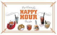 Portland's Happy Hour Guide | Eat and Drink | Portland Mercury