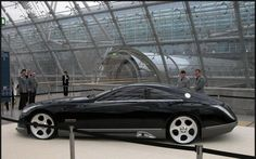 Maybach Exelero - I'd like to ride in one.