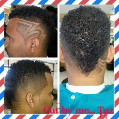 Cut by me... Taz