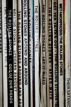 vinyl + the rolling stones = heaven on earth! :)