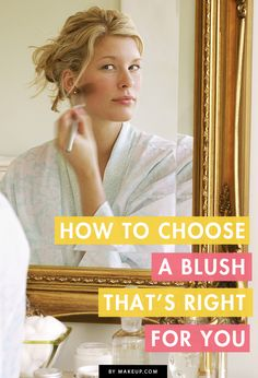 Powder, gel, cream, or stain? How do you know which blush type is right for you? We've put together a guide of all the different types of blushes and which ones work better for you skin! With this handy guide you'll know how to choose the perfect product next time you're in the makeup aisle.