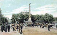 La place du Châtelet en 1900