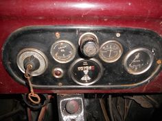Austion Seven unrestored dash panel Austin Cars, Austin Seven, Metal Working Tools, Motorcycle Bike, Cars And Motorcycles, Classic Cars, Funny Quotes, British, Trucks
