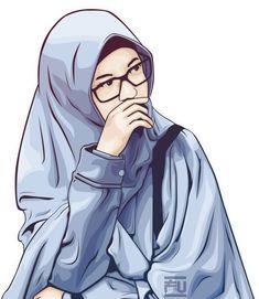 vector hijab niqab ahmadfu22 Hijab vector in 2019