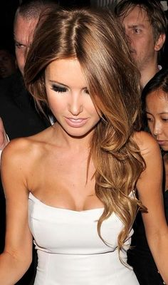 Beautiful Light Chestnut Brown Hair