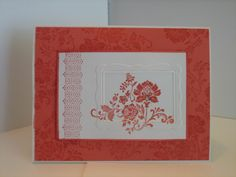 Fresh Vintage by cmagro - Cards and Paper Crafts at Splitcoaststampers