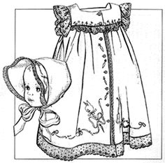 Wendy Schoen - Petite Poche heirloom sewing patterns for children and babies