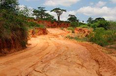 Cassaque, Angola. Localización para la construcción de la Power Plant de HIMOINSA. Arquitania Business