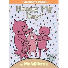 This series by Mo Willems is OUTSTANDING, we read at least 5 a day in this house, no joke! You want your kids to love to read you get these books now!