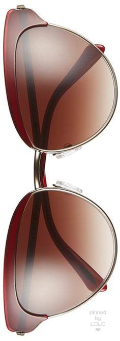 Oliver Peoples 'Josa' 57mm Cat Eye Sunglasses | LOLO❤︎