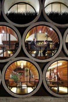 Techne Architects Tasarımı Prahan Otel ve Kafe - Görsel 6