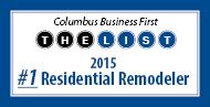 Columbus Business First recently ranked residential remodelers in Central Ohio. The Basement Doctor is proud to be listed in the top spot!