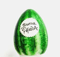 Choco-watermelon - happy easter 2016