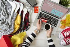 E-Commerce competitors- utilise technology and online processes to boost Design Display, Design Café, Design Logo, Best Online Clothing Stores, Online Shopping Clothes, Online Clothes, Shopping Sites, Shop House Plans, Shop Plans