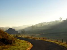 geopsych:  Coming into Guinea Road this morning. It was good to...