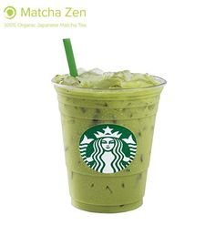 You know the #matcha mania is in full swing when the world's biggest café brand starts feeling the buzz. #zen #matchapowder #healthy #health#superfood #tea www.matchazentea.com