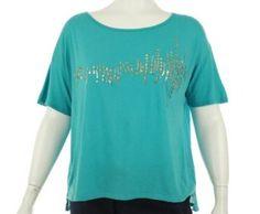 Calvin Klein Jeans Sequin Front Shirt --- http://www.pinterest.com.mnn.co/322